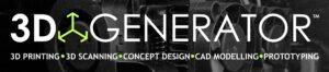 3d Generator Logo